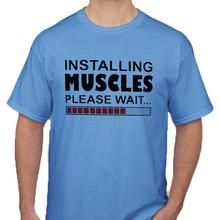 ออกกำลังกายธรรมดาt- เสื้อdriพอดีขายส่งผ้าฝ้าย100%เสื้อ
