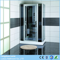 Factory price enclosed self contained cheap shower cubicles