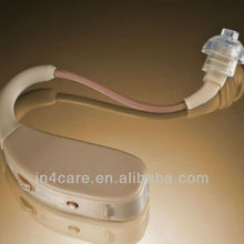 Digital and Rechargeable BTE Type Hearing Aids