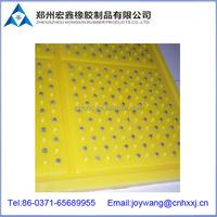 drilling rotary platform rubber mat