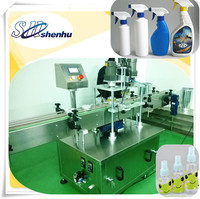 Shenhu Semi-automatic spray bottle capping machine economic type