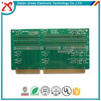 Gold finger 94v0 electronics multilayer circuit board pcb fabrication
