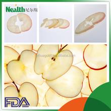 Healthy food Apple crisps dried fruit wholesale