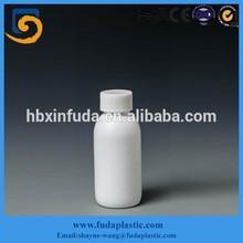 A14 100 ML liquid botella / botella de plástico líquido / 100 ML botella de pe