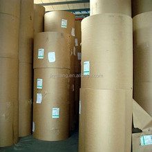 100% Virgin Food Wrapping Paper brown packaging paper roll