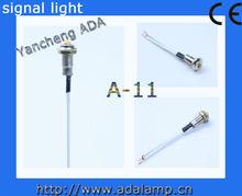 Ø 8 mm. A-11 Neon Led Luz indicadora