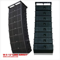 China musical instrument stage line array speakers+concert sound system
