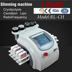 Low price&Good quality! RL-CH!keywords cavitation rf fat breaking machine/cavitation home use