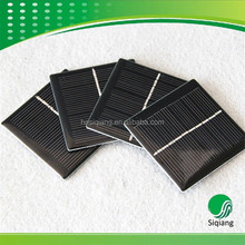 Anti-deformation thin film solar cell