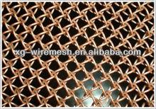 Honeycomb like decorative mesh