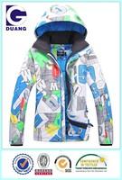 Snow jacket x-mountain spirit xms men's winter waterproof snow ski warm outdoor jacket men ski jacket
