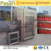 Electric Heating Fish Smoking Machine / Fish Smoking Machine For Sale / Smoking Fish Machine