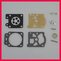 Lawnmower chain saw Carb Carburetor Metering Diaphragm Gasket Kit For STL 026 029 031 MS170 MS180