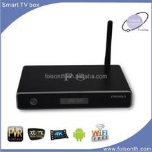 Foison F8 Google Internet Smart TV Box with Amlogic S812 Mali T76X