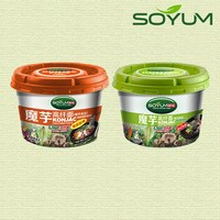 Different Flovors Konjac Cup Instant Noodles