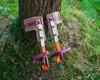 leather wood pole climber
