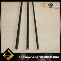 High tensile 4mm PC concrete wire for sale