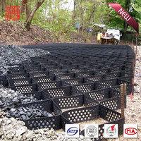 HDPE stabilisateur de gravier Geocell for Pathways