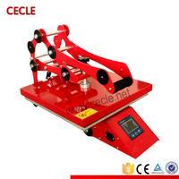 Cheap multifunctional heat press machine 8 in 1