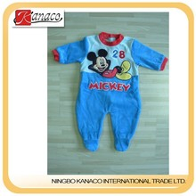 2015 New design low price baby clothes funny