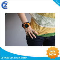 """100% Original SmartQ Z1 Smart Watch Mobile Phone JZ4775 1.54"""" TFT LCD Capacitive 240*240 WIFI Bluetooth Android 4.3 512 4G"""