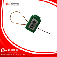 Power special Security seal with copper wire
