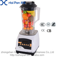 Healthy Nutrition 2100W Automatic Electric plastic blender mixer
