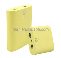 Mobile battery charger 5000mah external power bank 10000mah cute power bank for telephone