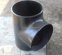 oil pipe tee of pipe fitting for oil/gas feild pipeline accessories meet API/ASME/ANSI standard