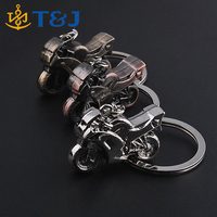 Creative personality motorcycles key chain motorcycle key chain moto keychain novelty metal key rings/