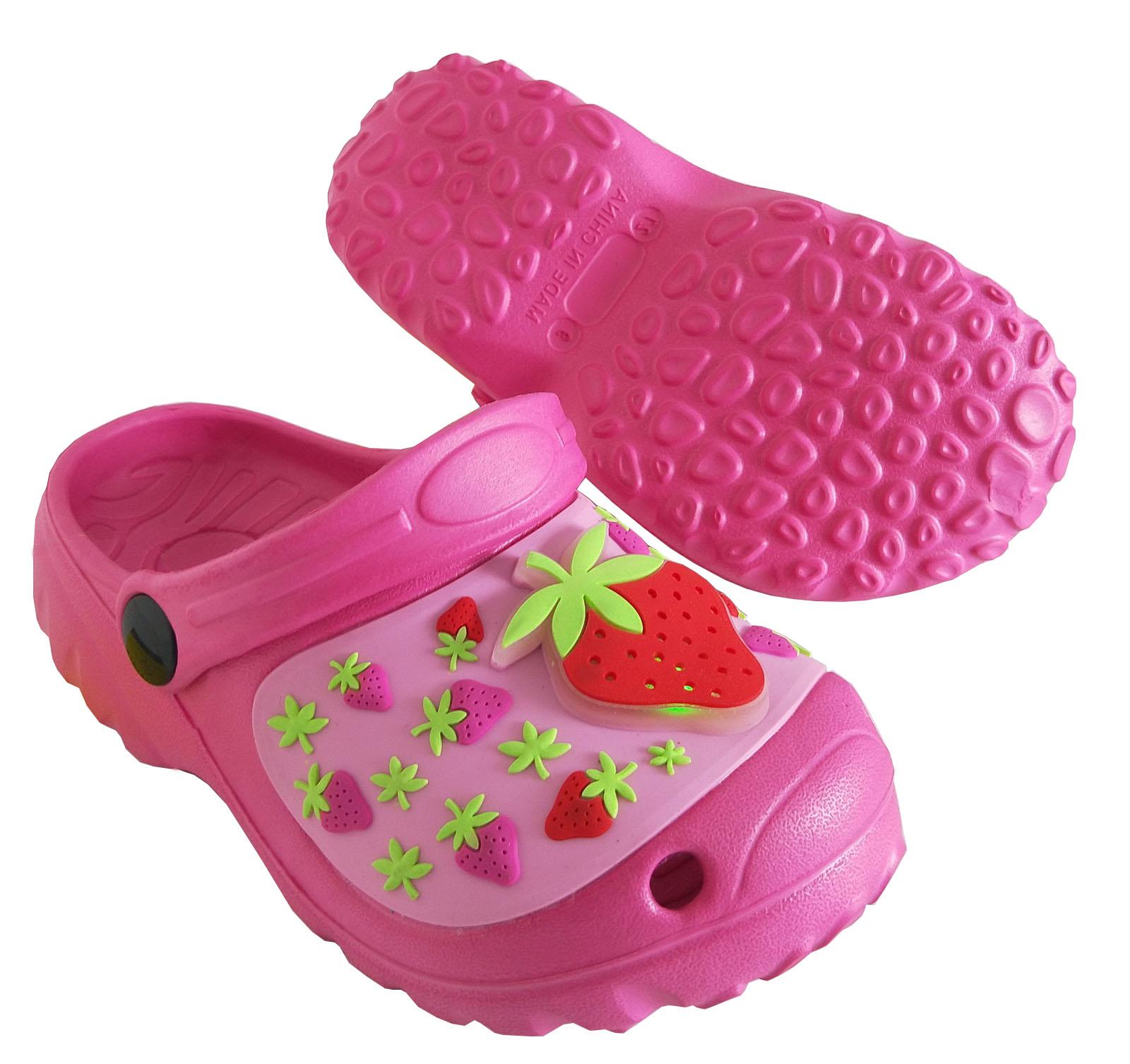 키즈 클래식 방해 신발 Gowalk 정원 샌들 도매 EVA 신발
