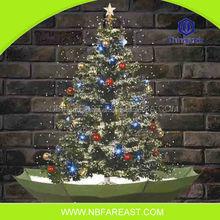 2015 Best fashion Hot sale New design led spiral christmas tree