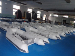 250cm Hypalon air mat floor boat/Hypalon inflatable boat