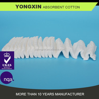 Medical folded cotton in China,Absorbent cotton 250g/bag,cheap price and CE ISO certificates