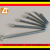 Iron nails machine steel low carbon steel nail wire