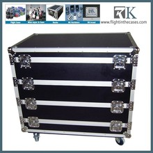Hot sell high strength flight case/flight case for cable/fashionable utility case