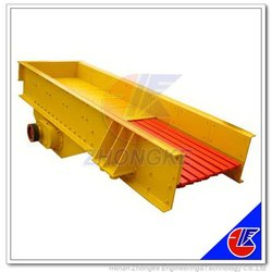 New type professional vibrating feeder for coal with good price