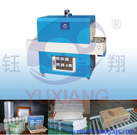 high quality shrink wrapwith tunnel shrink for transparent film