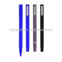 Top selling lowest price cartoon dog plastic ball pen