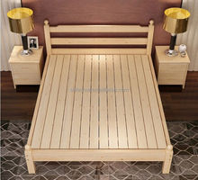 top quality cot bed wood furniture