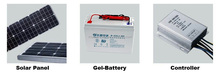 12v 17ah lead acid battery charger Wind Generation batteries for solar energy