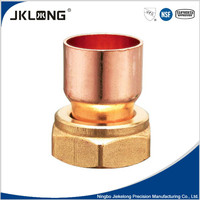 NSF UPC copper flare nut pipe nuts copper fitting