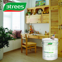3TREES PU Matt& Gloss High Hardness Furniture Coating/Lacquer