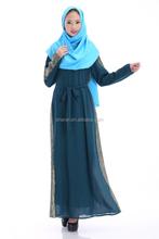 chiffon muslim dress turkey fashion abaya latest abaya designs 2015