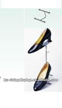 China Manufacture Slap-up Retail Shoe Rack Display For Shoe Shop