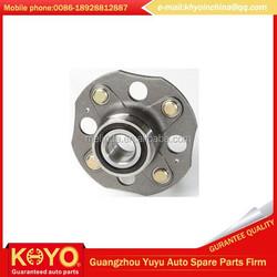 China manufacturer aftermarket alloy wheels 42200-SM4-004