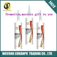 WS-A Acid Silicone Sealant Glass Sealant