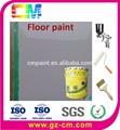 Solvente livre de resina epóxi revestimento para concreto piso de auto nivelamento piso pintura