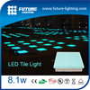 2015 Hot sale 300x300mm full color outdoor decorative cheap led glass brick