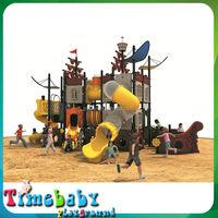 2015 hot sale Kids Plastic Slide,outdoor playground kids metal swing sets
